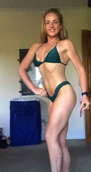 Woman Takes Fatshaming From Her Boyfriend As Motivation To Become A Bodybuilder