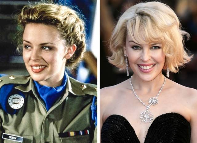 How Celebrities Of The Past Are Getting Older