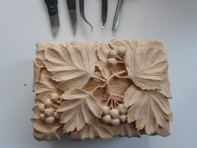 A Piece Of Wood Is Turned Into An Art Masterpiece