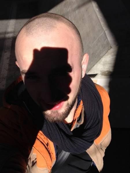 Getting A Good Selfie Is Always Hard…