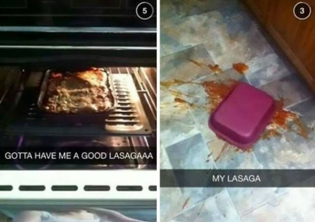 Only The Strongest Survive In The Kitchen