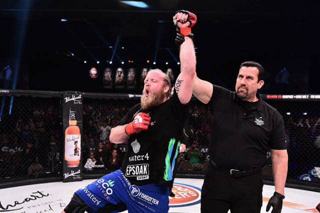 UFC Fighter Won His Greatest Fight Against Depression By Doing A Really Heroic Deed