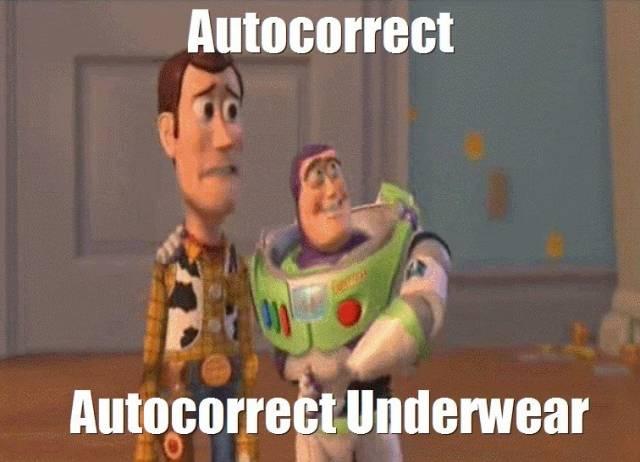 Autocorrect Is Always Around To Destroy You