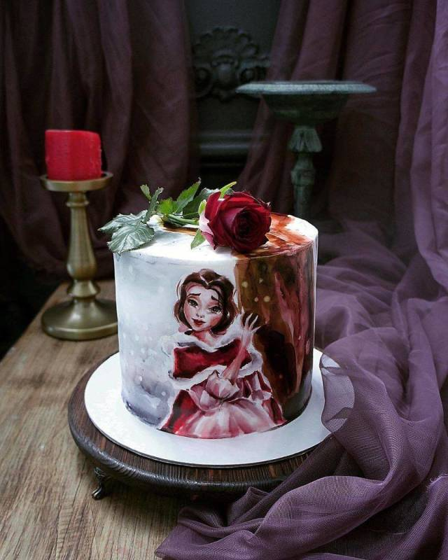 These Cakes Are So Realistic, You Wouldn't Be Able To Eat Them!
