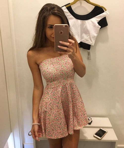Dresses Fit These Girls So Very Well
