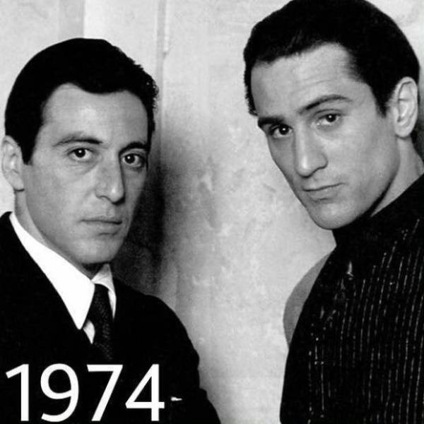 Robert De Niro And Al Pacino Are Friends For More Than 40 Years!