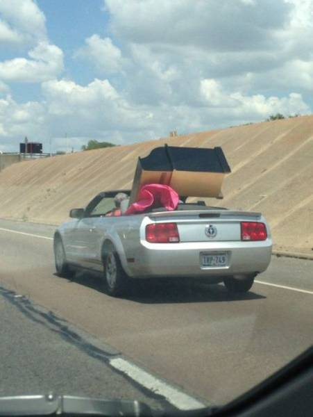 Transporting Things From One Place To Another Can Sometimes Be Problematic
