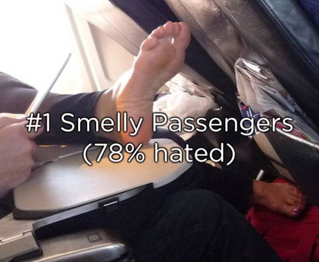 Let's Hope You've Never Been One Of These Most Hated Passengers On An Airplane