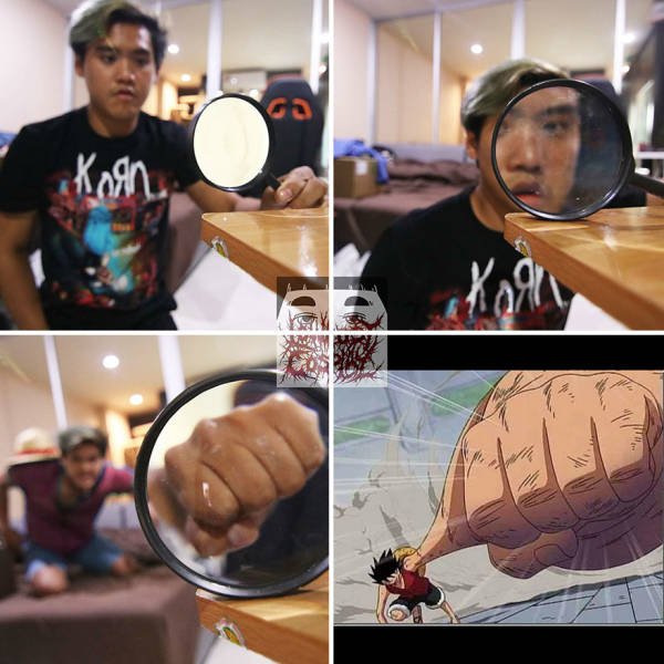 Low Cost Cosplay Is The Best And He Will Prove It!