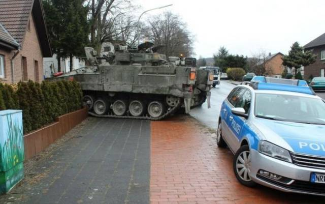 Even If You Fail While Driving A Tank – It's Still Badass