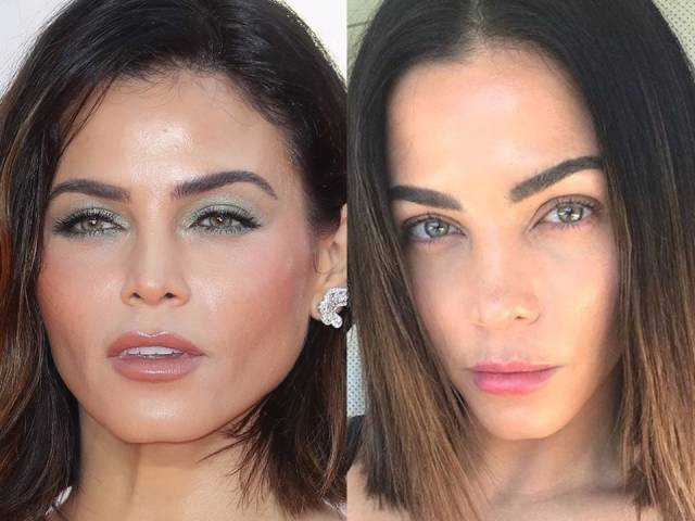 Celebrities Who Show Themselves Without Makeup