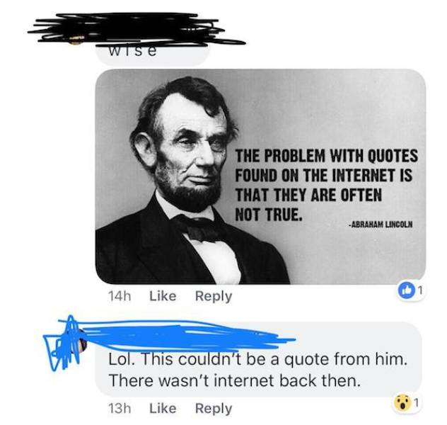 Jokes Were Too Clever For Them
