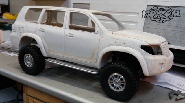 Toyota Land Cruiser 200 Model That Looks Just Like The Original