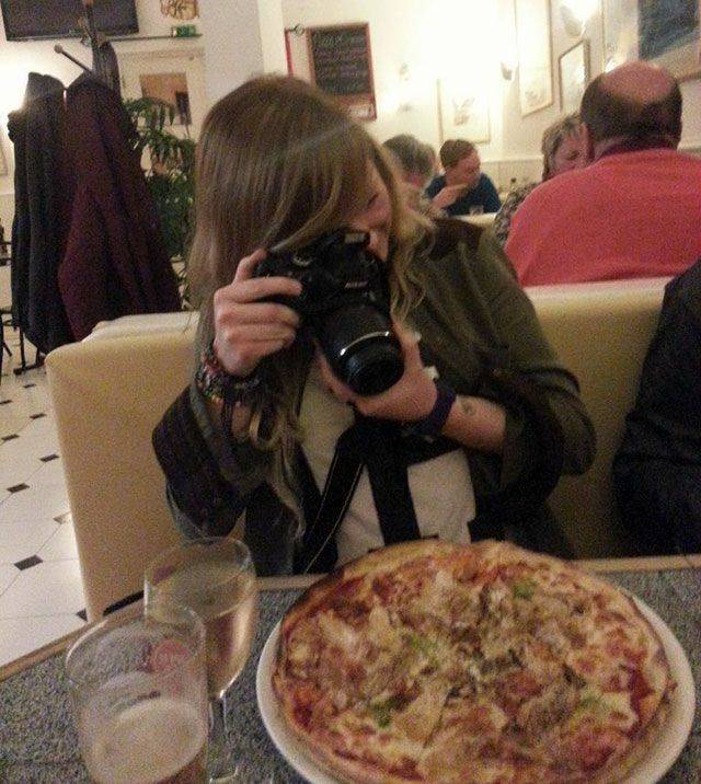 How People Photo Their Food