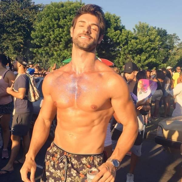 Men Hotter Than The Hellfire Itself