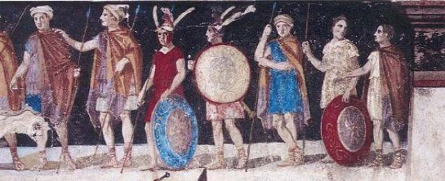These Ancient Warriors Feared Absolutely Nothing