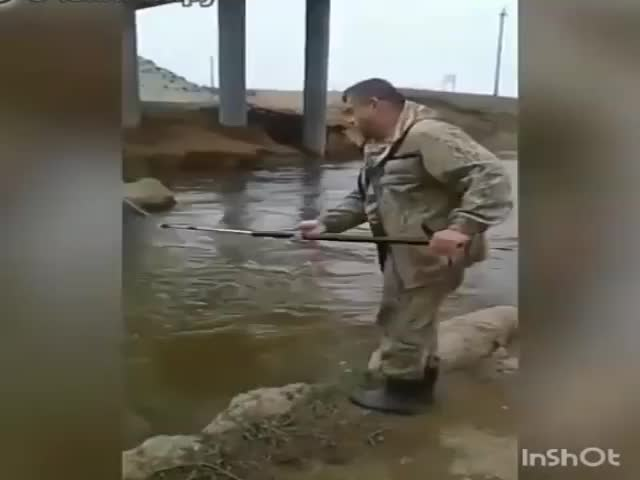 Casual Russian Fishing