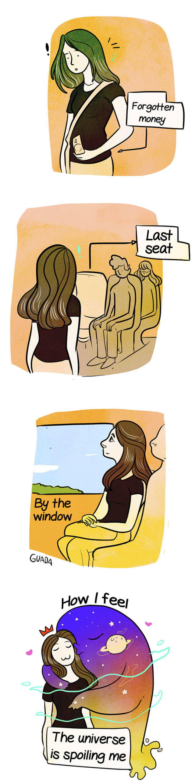 Comics Filled With Simple But Deep Thoughts