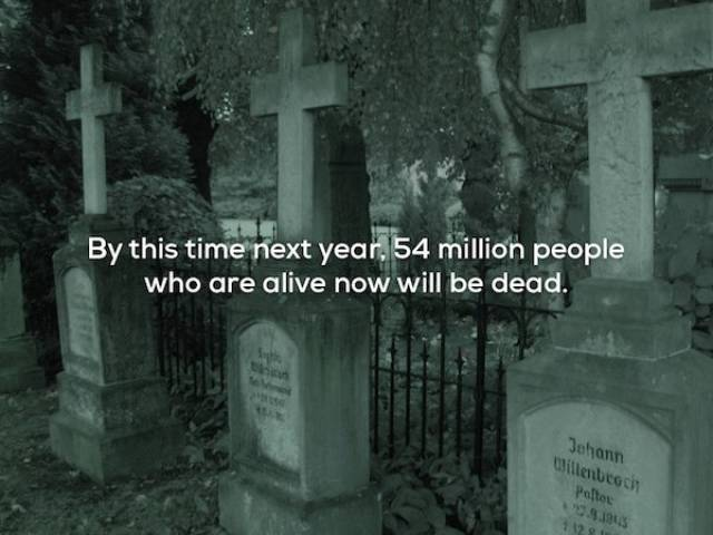 Don't Tell Anybody About These Creepy Facts, Or THEY Will Find You