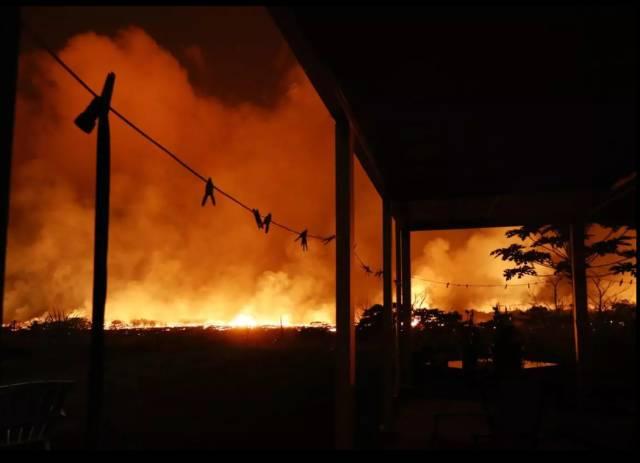 Photos Of Mount Kilauea's Terrifying Eruption