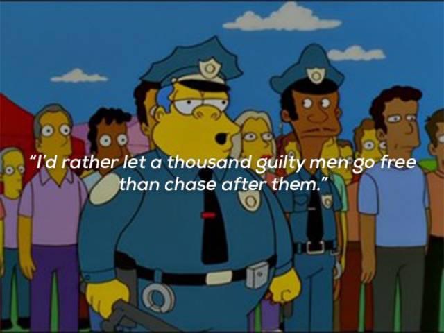 Simpsons Were Full Of Damn Great Jokes!