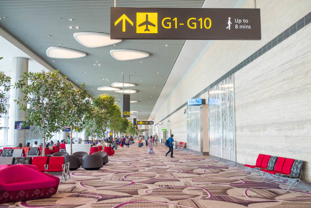 Singapore's Changi Airport Is Ranked #1 For A Reason