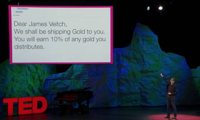 This Guy Earned A Right To Do A TED Talk For Trolling An Internet Scammer