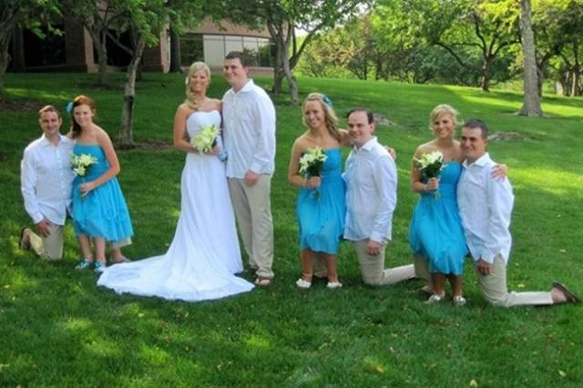 Weddings That Had Something Awkward About Them