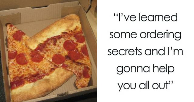 Pizza Ordering Secrets From An Embarrassed Pizza Worker That Will Let You Avoid Spending Too Much Money