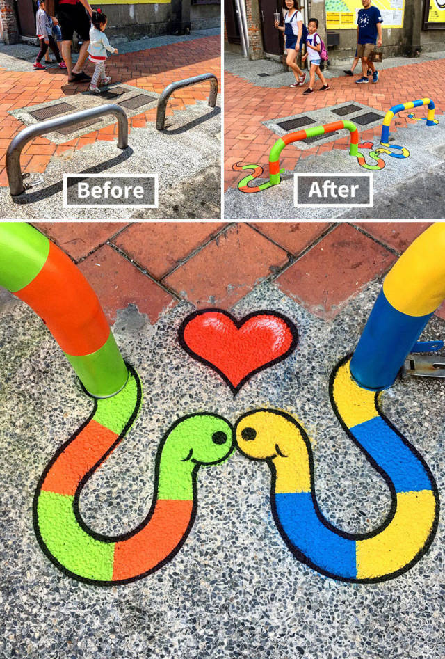 This Vandal DESTROYS The Streets Of New York!