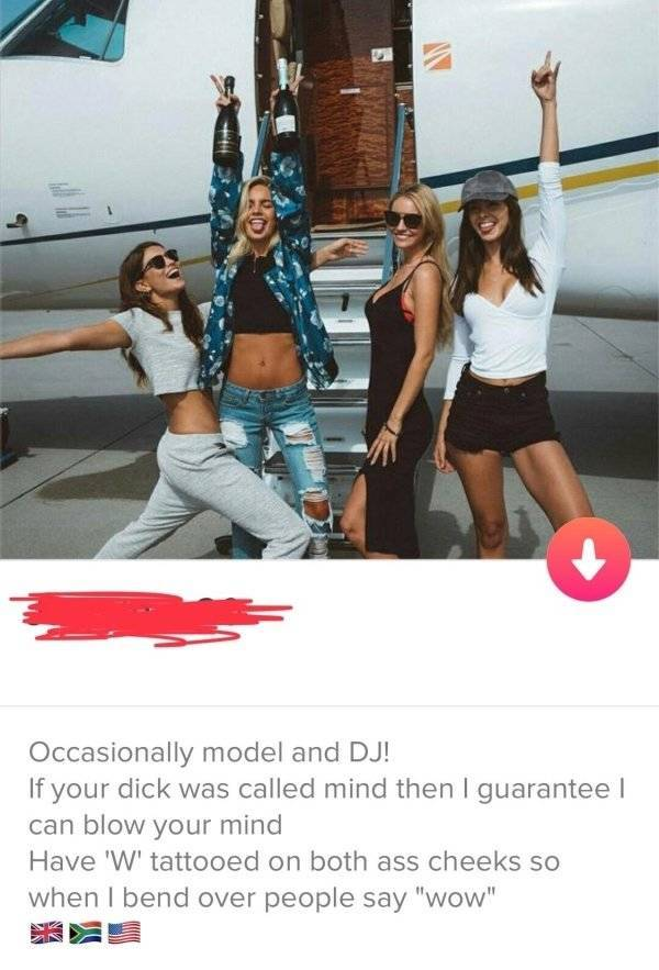 Tinder Is Not Where You Go To Find Love