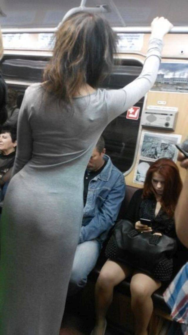 Here's Why Men Like Public Transport