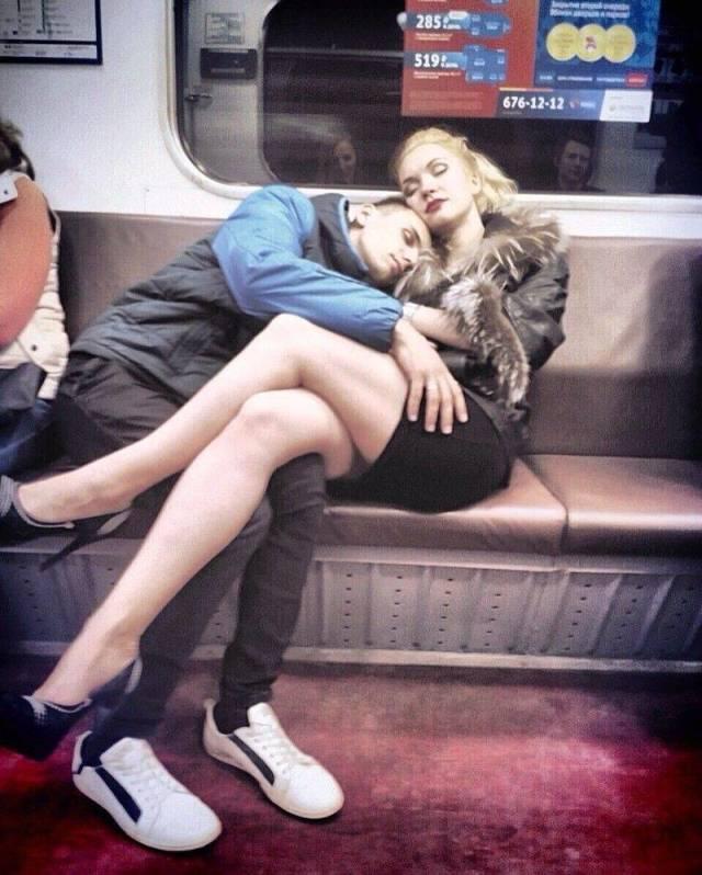 Here's Why Men Like Public Transport