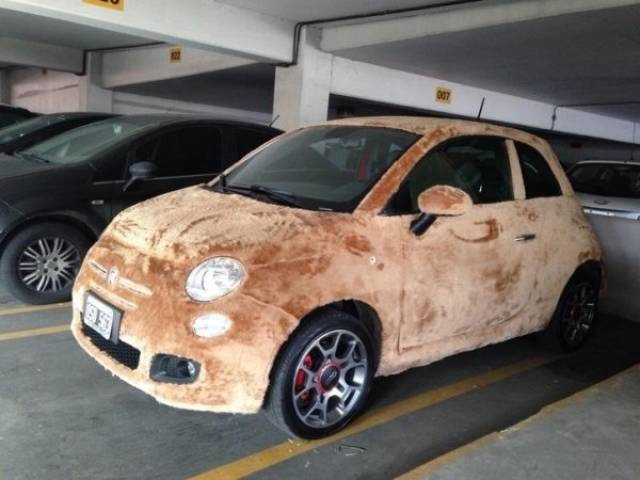 Something Is Very Wrong With These Cars…