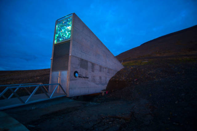 This Seed Bank Could Save The Life On Earth In Case Of Doomsday