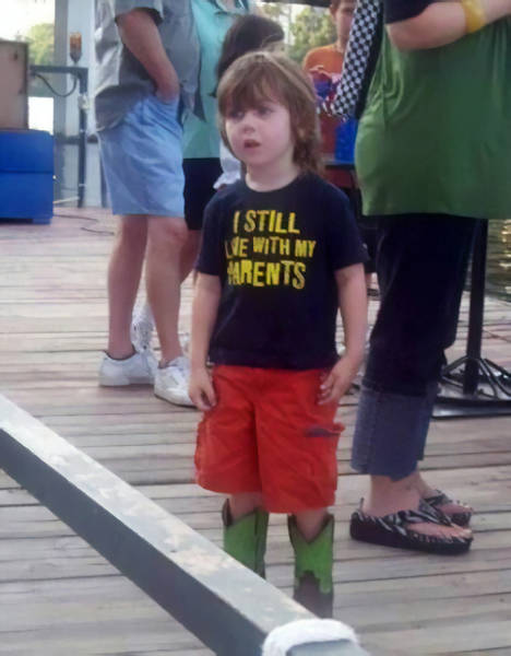 Parents Never Stop Trolling Their Children