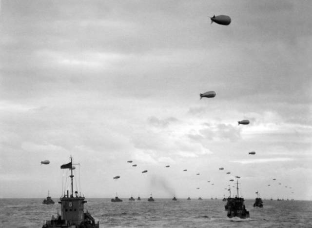 Photos From The Famous D-Day