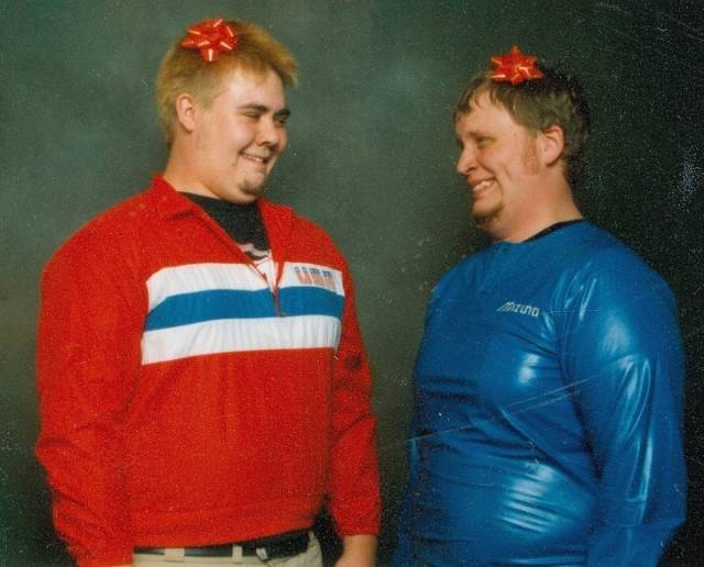 Some Family Albums Have Very Awkward Contents, To Say The Least