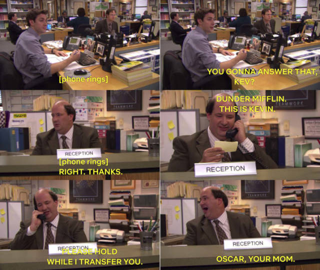 """""""The Office"""" Scenes You Might Have Forgotten, But Shouldn't Have"""