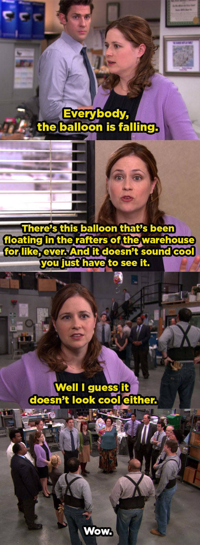 """The Office"" Scenes You Might Have Forgotten, But Shouldn't Have"
