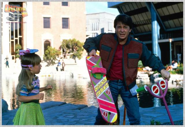 """Back To The Future"" Fans Will Surely Like This"