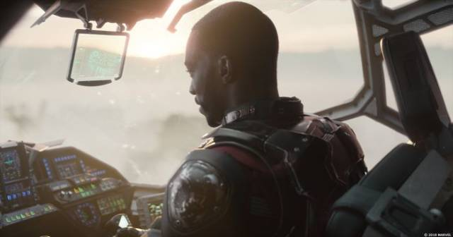 """Incredible Special Effects From """"Avengers: Infinity War"""""""