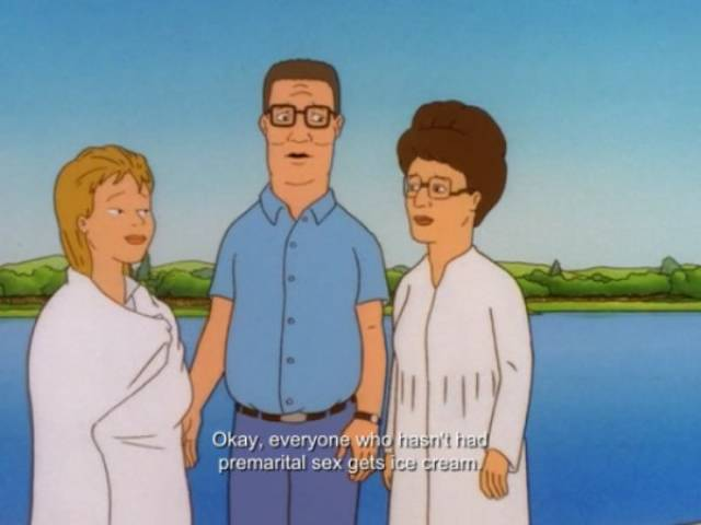 """""""King Of The Hill"""" With Some Juicy Moments"""