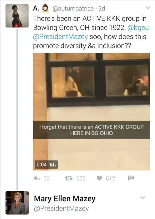 Nope, That Was Not A KKK Meeting