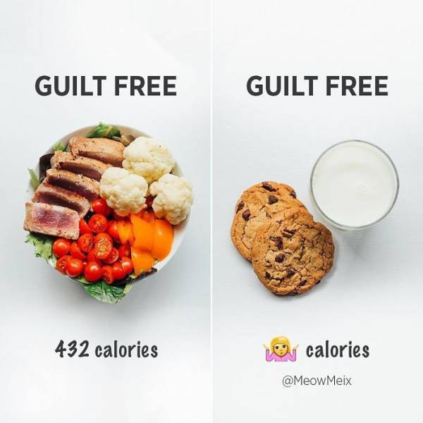 Easy Tricks To Make Your Diet Healthier Without Starving Yourself To Death
