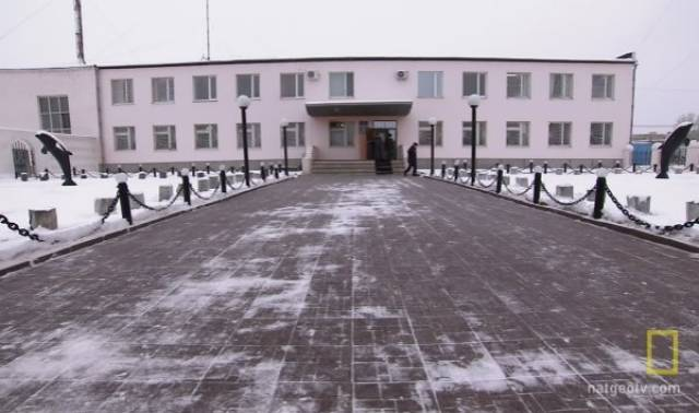 How Russia's Toughest Prison Looks From The Inside