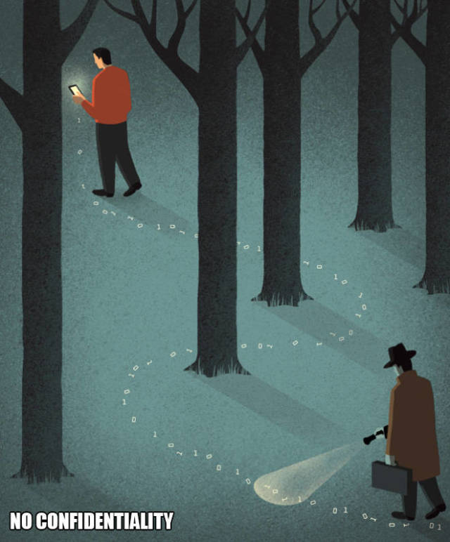 Thought-Provoking Illustrations About Our World
