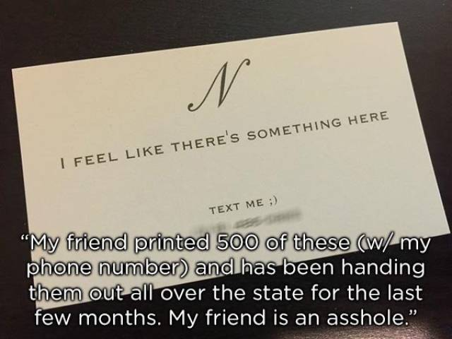 Are Such Friends Even Worth Having?