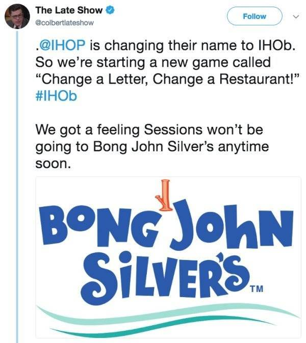 IHOp Changed Their Name And Started A US Burger War