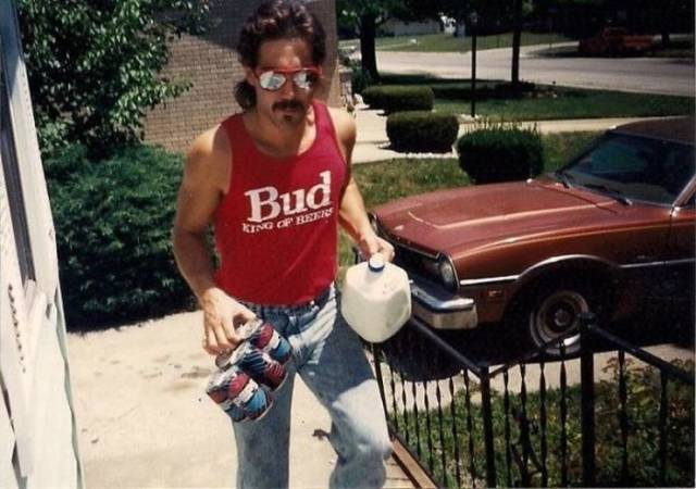 Old School Dads Are No Less Cool